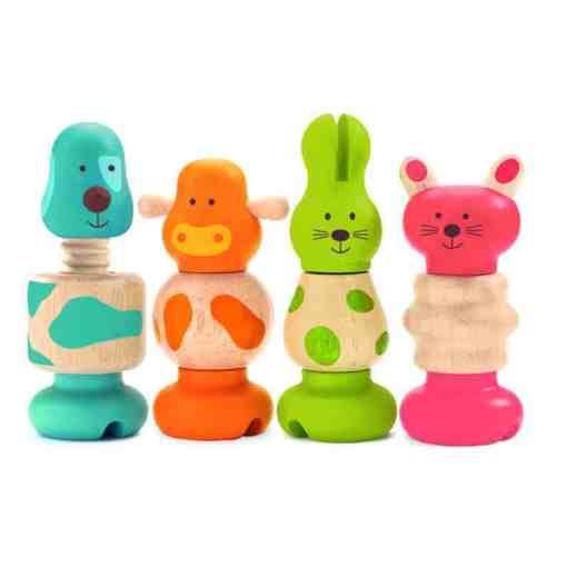 Spielzeug zur Förderung der Feinmotorik online kaufen.
