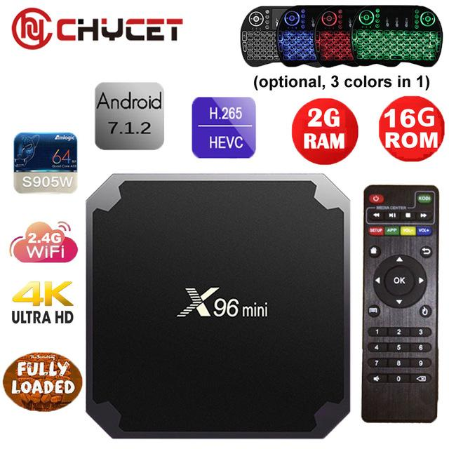 X96 Mini Android Tv Box - Somurich com