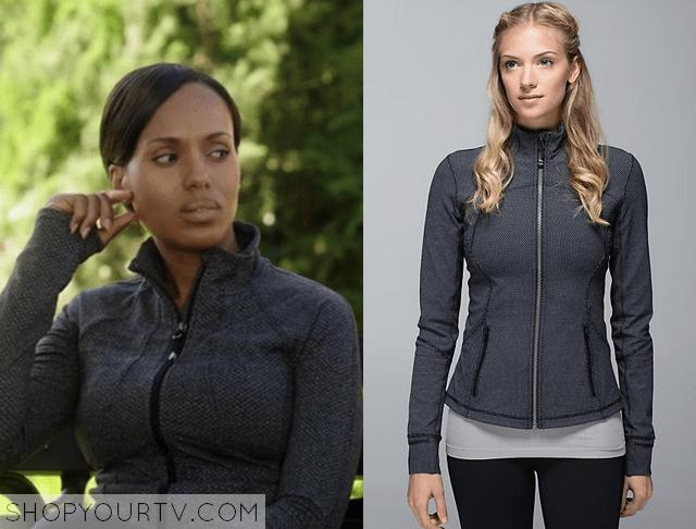 olivia grey jacket