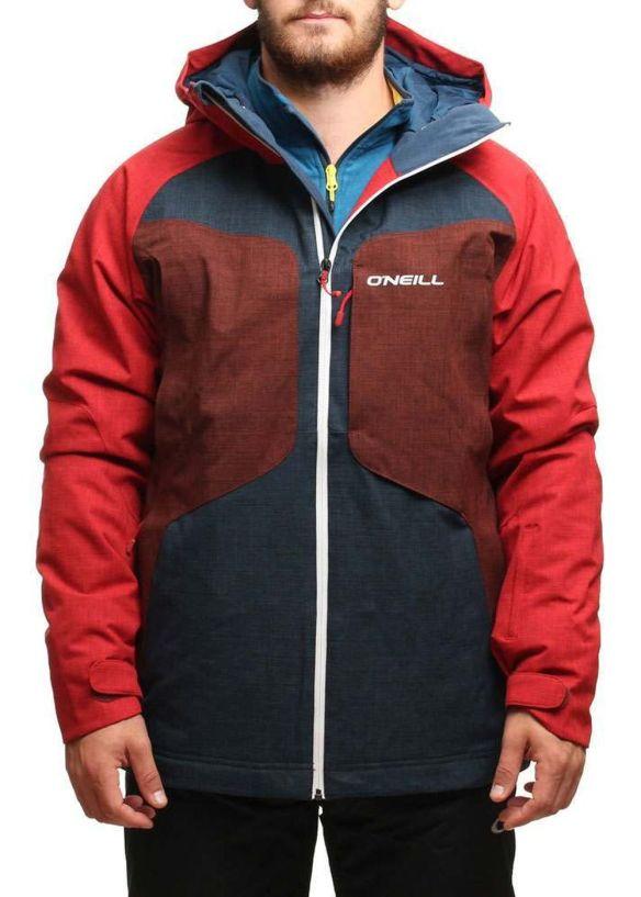 ONEILL GALAXY SNOW JACKET Andorra Red