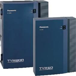 Panasonic TVM Voicemails