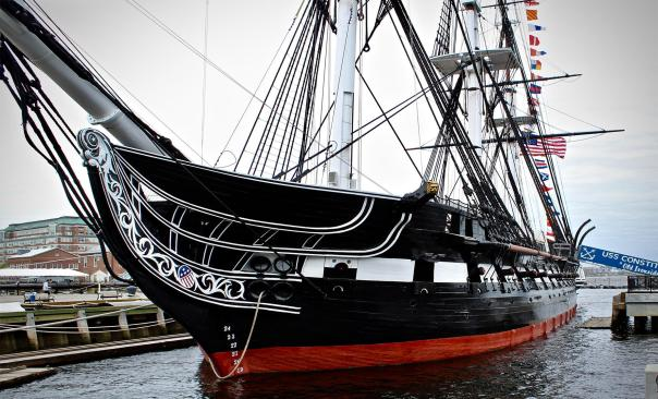 Image result for uss constitution boston