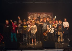 Allstars bands performing at the Brighton Dome