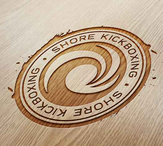 Shore Engraved Logo