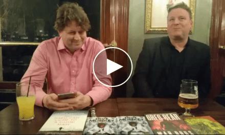 Gareth Powell and Peter F. Hamilton
