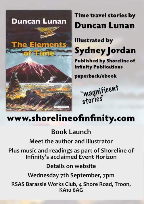 Elements Launch Flyer