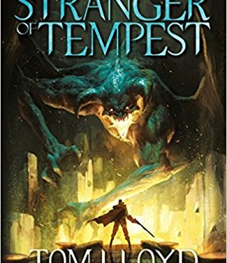 Stranger of Tempest by Tom Lloyd