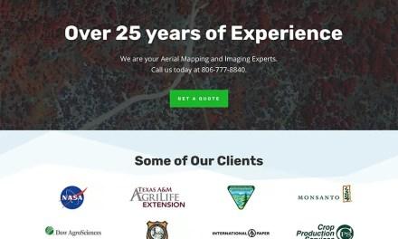Updated Web Design for Balboa Map Company