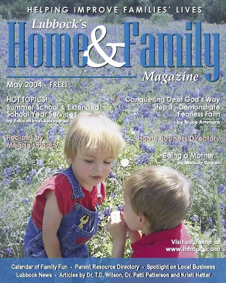 Home & Family Cover May