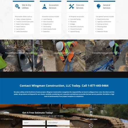 Wingman Construction