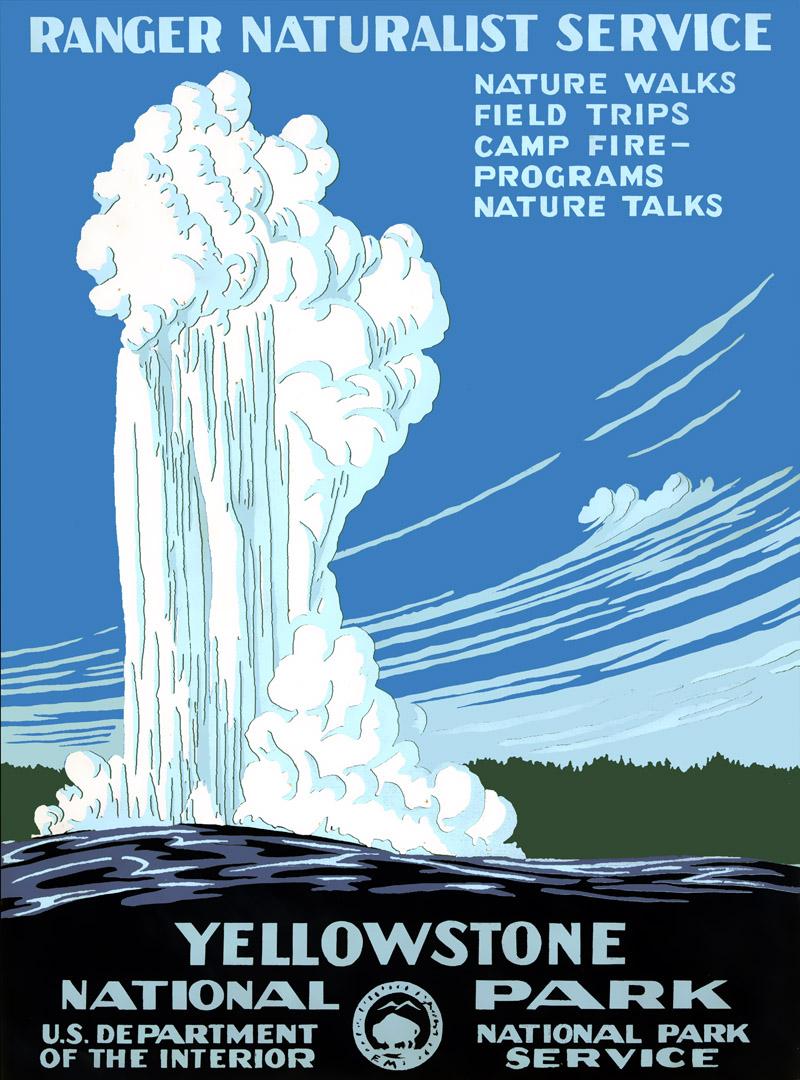Yellowstone: 1938