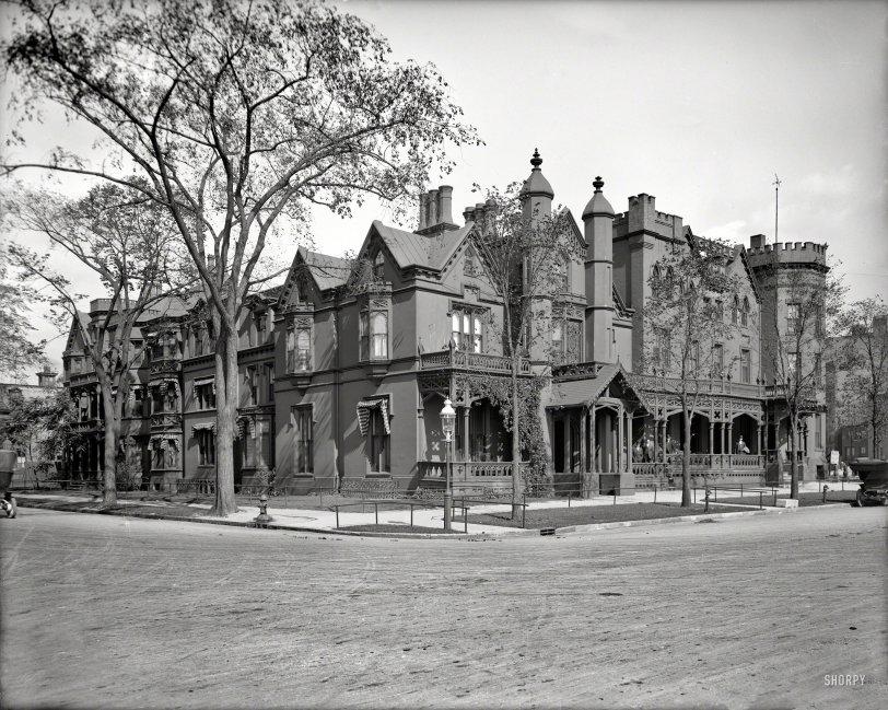 Castle Inn: 1908