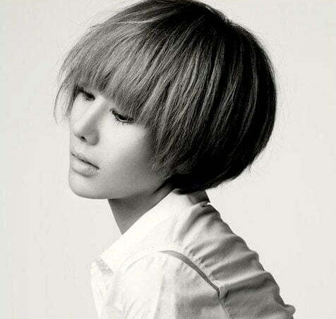 20 Short Straight Hair For Women 2012 2013 Short
