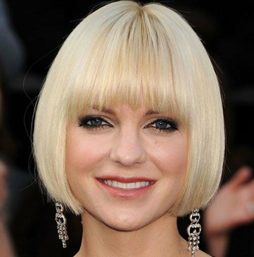 10 Short Straight Haircuts Of 2012 2013 Short