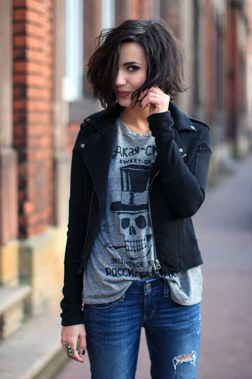 20 Cute Hairstyles With Short Hair Short Hairstyles 2017