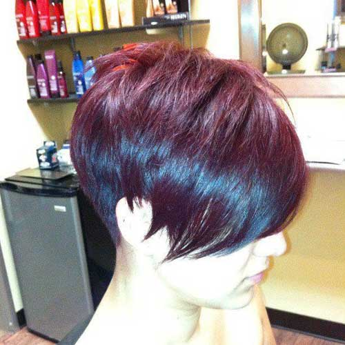 Hairstyles For Pixie Cuts Short Hairstyles 2017 2018