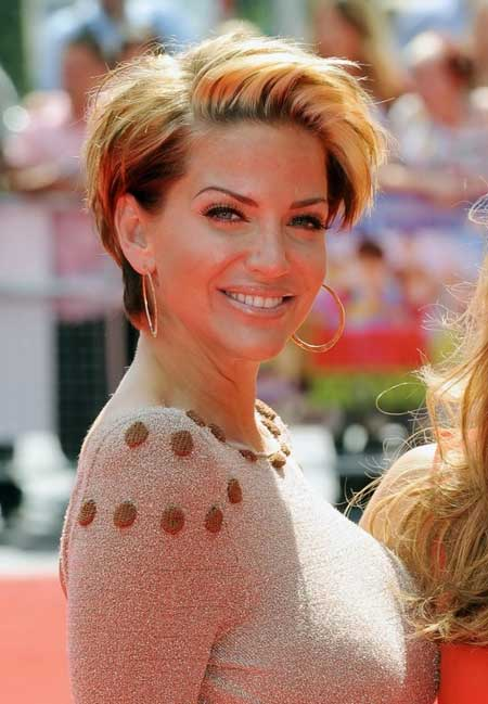 Pictures Of Celebrity Short Hairstyles Short Hairstyles