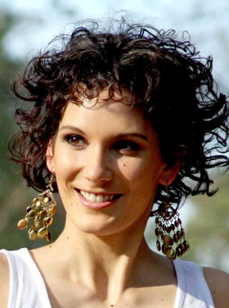 Short Trendy Curly Haircuts Short Hairstyles 2017 2018