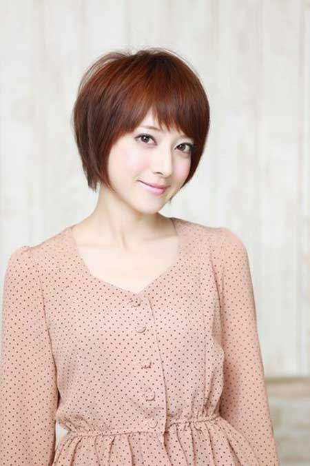 Short Hairstyles For Asian Women Short Hairstyles 2018