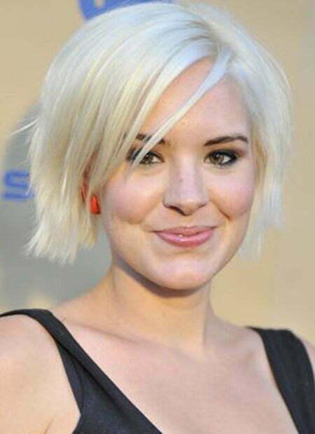 15 Great Short Blonde Haircuts