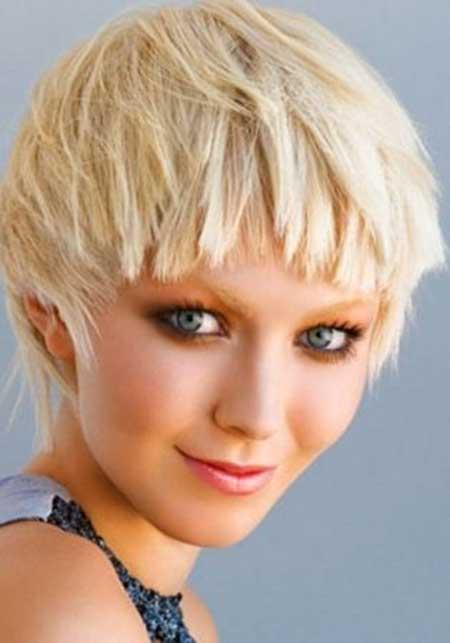 Great Short Blonde Haircuts Short Hairstyles 2017 2018