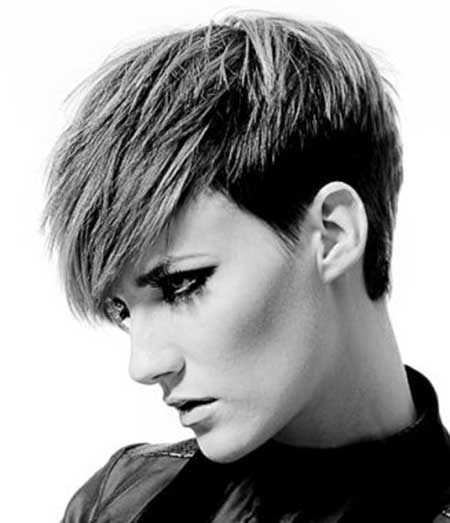 New Trendy Short Hairstyles 2013 Short Hairstyles 2017