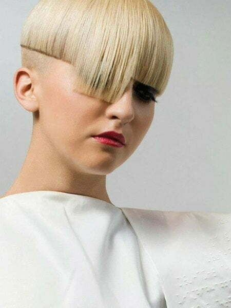 20 Straight Hairstyles For Short Hair Short Hairstyles