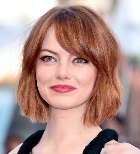20 Haircuts For Short Fine Hair Short Hairstyles 2017