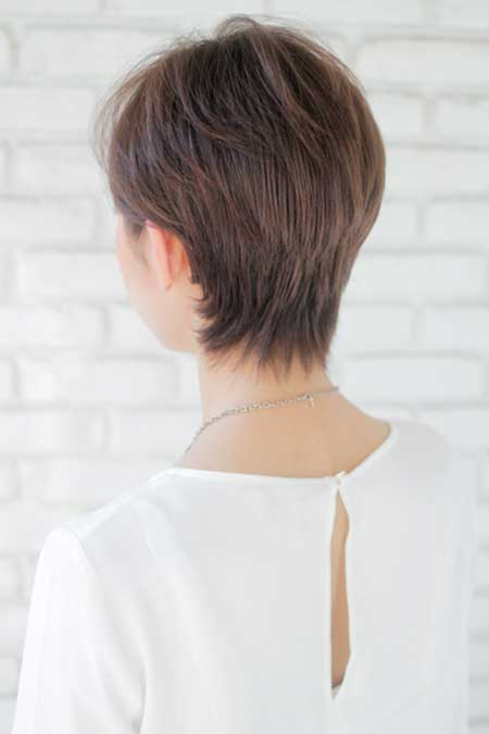 20 Pretty Short Asian Hairstyles Short Hairstyles 2018
