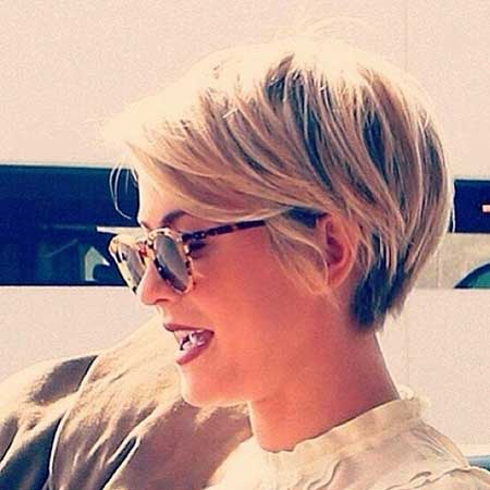 Julianne Hough Pixie Haircut