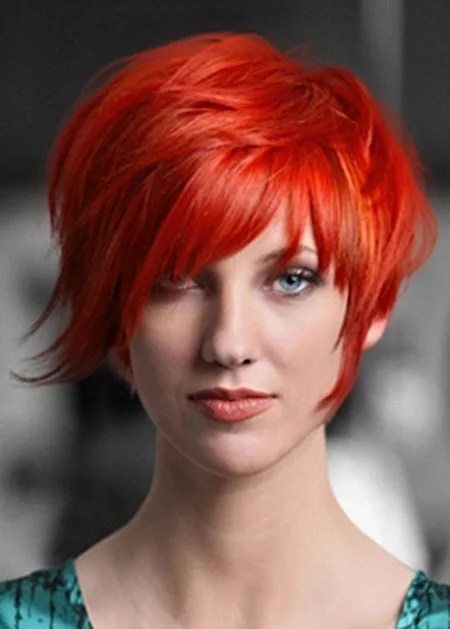 Short Haircuts And Color Ideas Short Hairstyles 2017