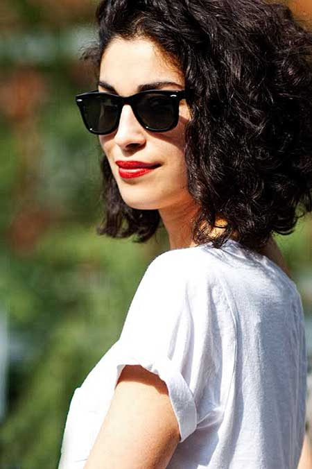 25 Short Curly Hairstyles 2013 2014 Short Hairstyles