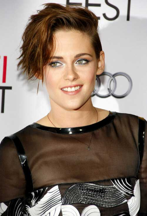 Female Celebrity Short Haircuts 2014 2015 Short
