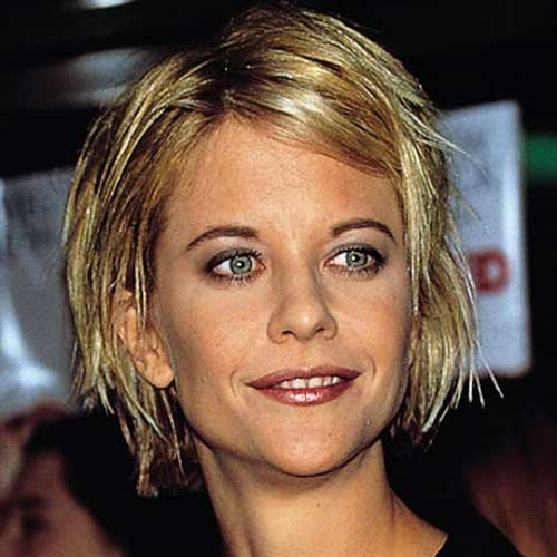 Meg Ryan Shag Haircut