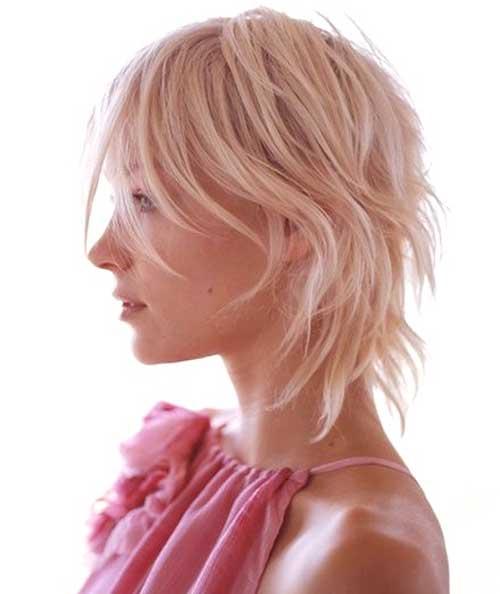 15 Cute Short Layered Haircuts