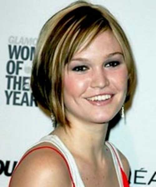 10 Cute Short Hairstyles For Round Faces Short