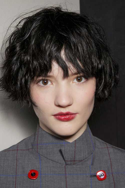 15 French Bob Haircut