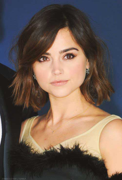 Latest Celebrity Bob Haircuts Short Hairstyles 2017