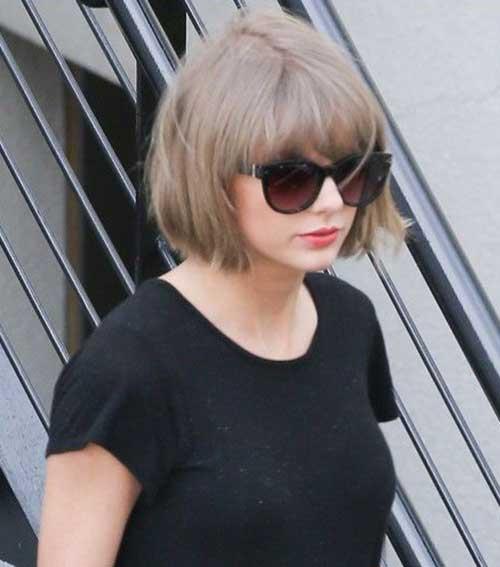 Popular Celebrity Short Hair Short Hairstyles 2017
