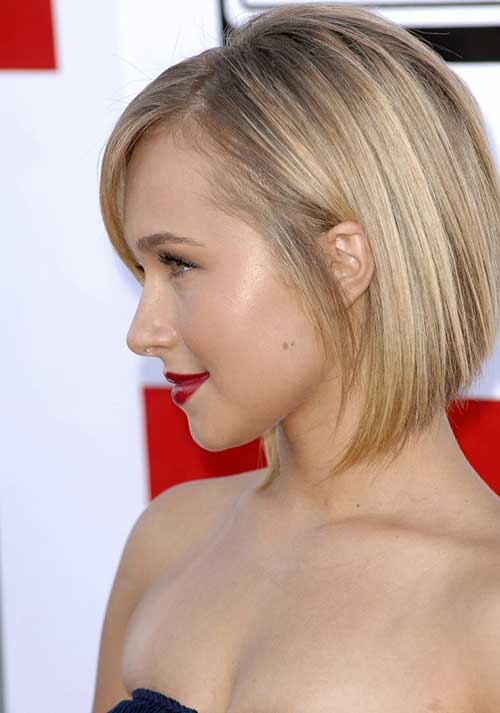 15 Best Hayden Panettiere Bob Haircuts Short Hairstyles