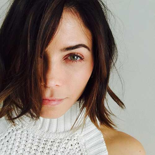 Jenna Dewan Tatum with Short Hair