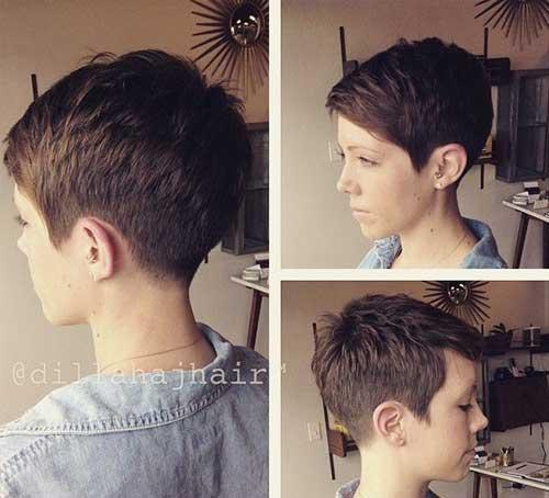 15 Face Framing Short Pixie Hairstyle Ideas Crazyforus