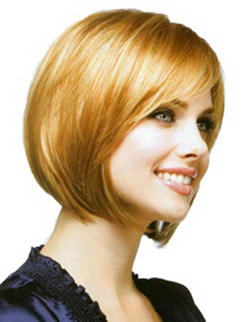 10 Short Bob Hairstyles With Side Swept Bangs Crazyforus
