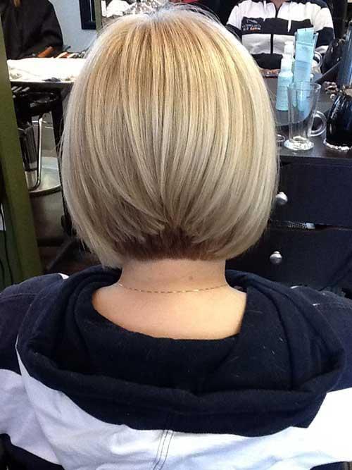 10 Ash Blonde Bob Short Hairstyles 2017 2018 Most