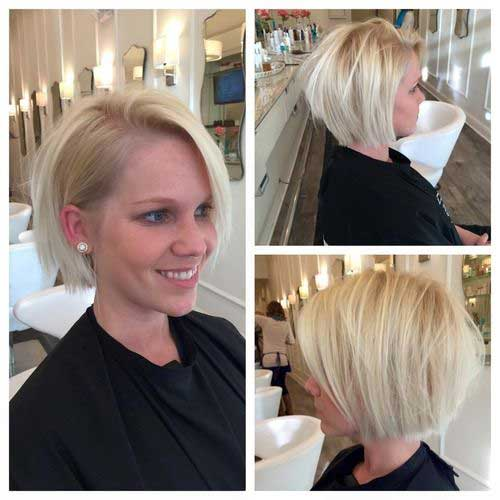 Short Cute Haircuts For Stylish Ladies Short Hairstyles