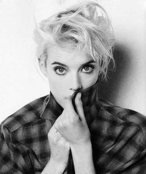 15 Best Messy Pixie Hairstyles Short Hairstyles 2017