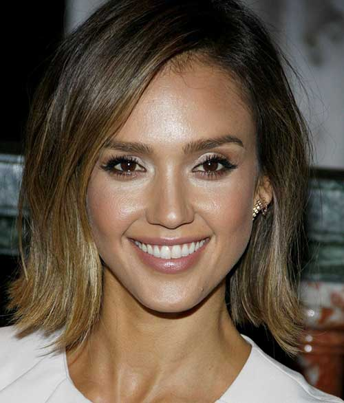 15 Popular Brunette Bob Hairstyles Short Hairstyles 2017