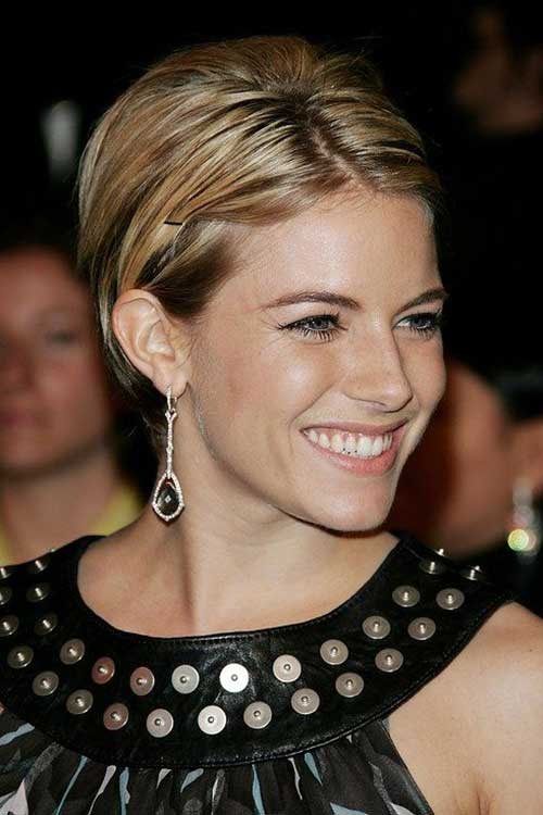 10 Best Sienna Miller Pixie Cut