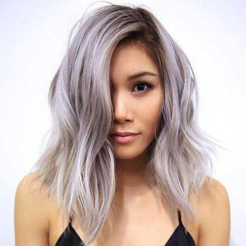 Best Short Silver Haircut