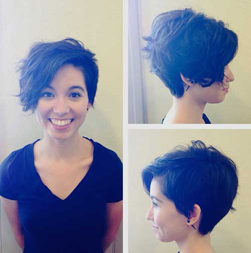 15 Funky Short Haircuts 2015 2016 Short Hairstyles